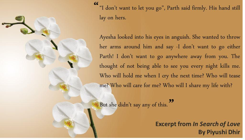 Excerpt from In Search of Love - Copy