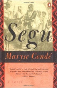 Segu, by Maryse Conde