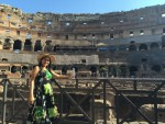 7 Days in Rome While 7 Months' Pregnant