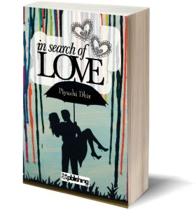 In Search of Love New Cover 3D