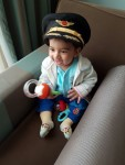 Destination Dubai (Diary of a Six Month Old)