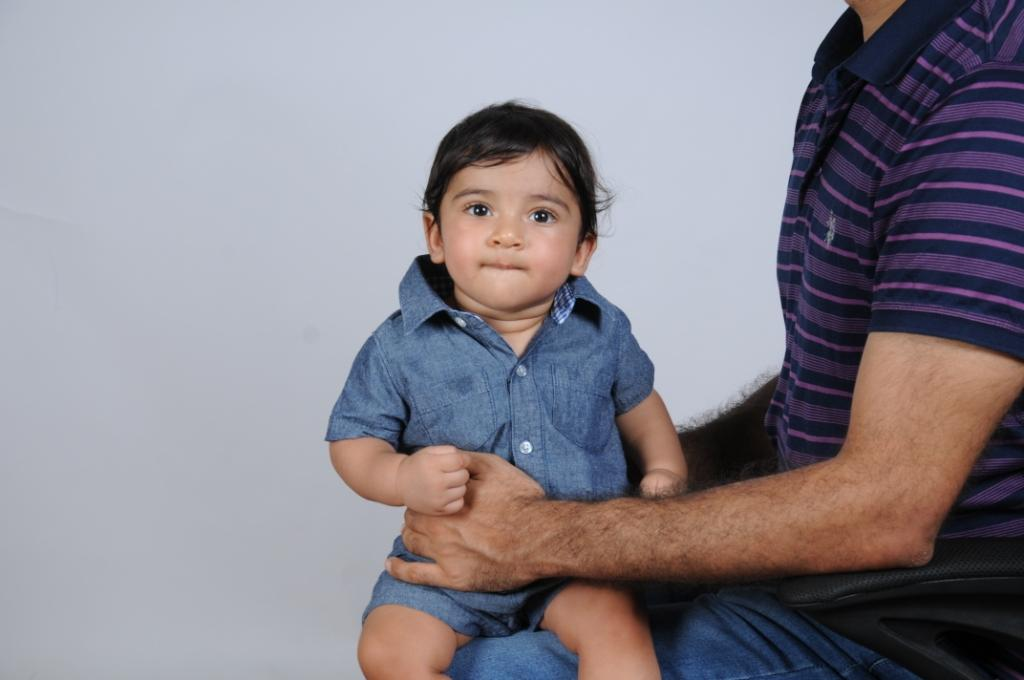 Visa Pictures for an Eight Month Old
