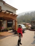 At Our Hotel in Gangtok