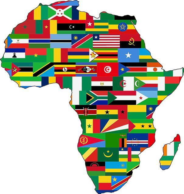 Africa is a Continent with more than 50 Diverse Countries