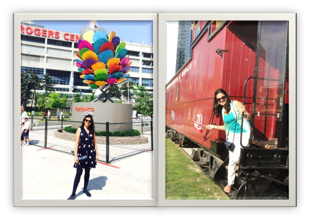 A Summer Holiday in Toronto