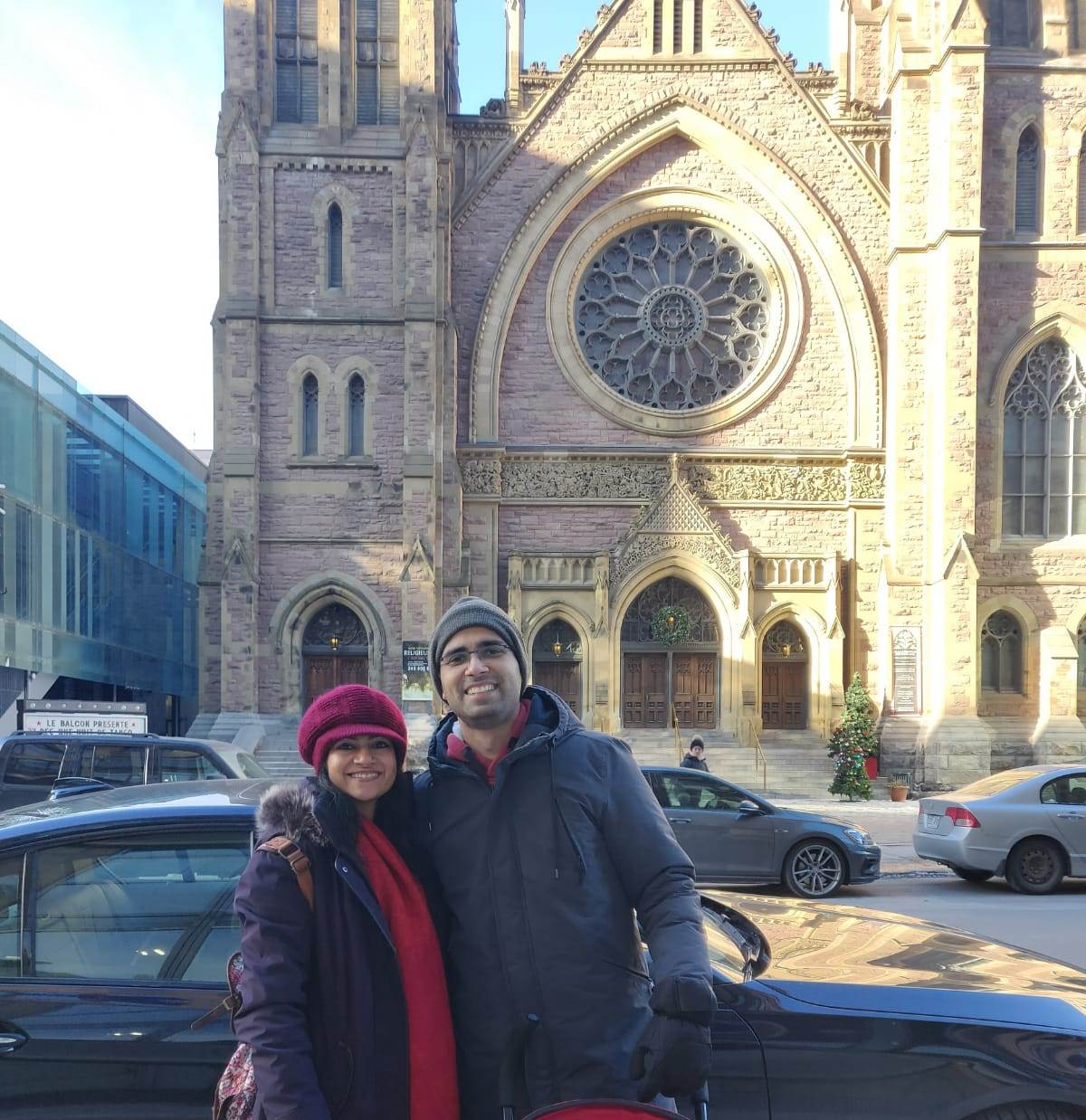 Christmas Vacation in Montreal