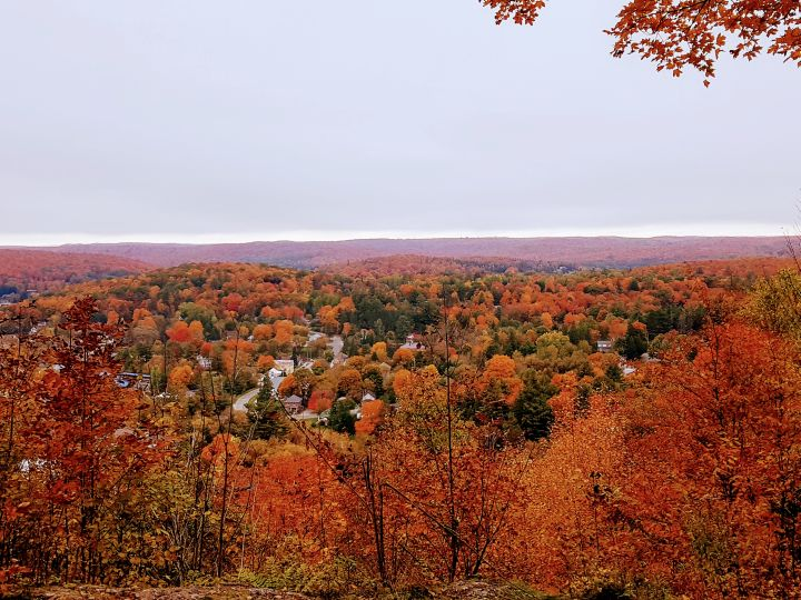 Haliburton Highlands in the Fall