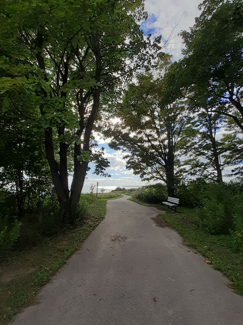 Courtice Waterfront Trail