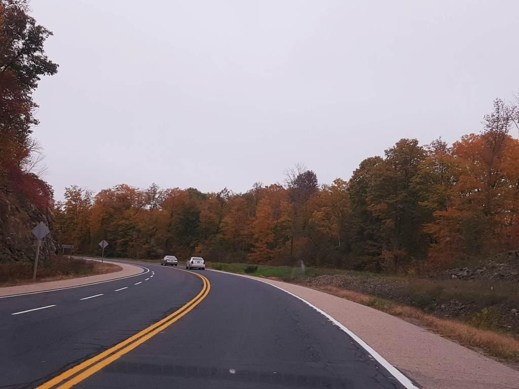 A Fall Drive to Haliburton