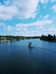 On the Bridge at Campbellford