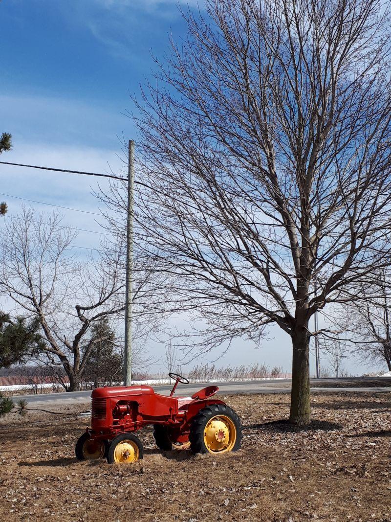 White Feather Farm, Ontario